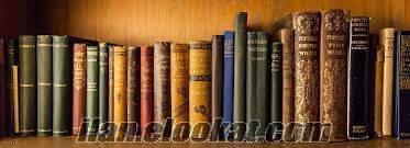 ikinci el kitap alınır, dergi, plak, gazete ve objelerinizi değerinden alıyor
