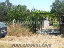 satlık müstakil bahçeli ev