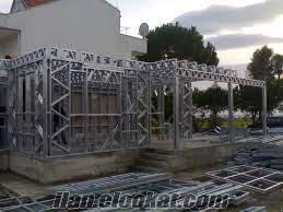 prefabrik evler aydın, prefabrik firmaları, çelik ev yapımı aydın bor yapı