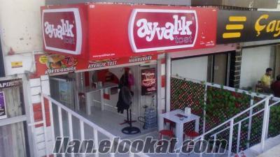 malatyada devren satılık fast food restoran