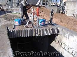 antalya karotçu beton delme kesme kırma ankraj/