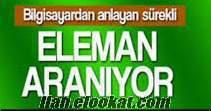 Bayan Eleman Alınacak- Antalya
