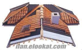 izmir çatı çatıcılar çatı ustası izolasyon usta