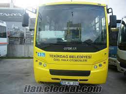 satılık tekirdağ özel halk otobüsü