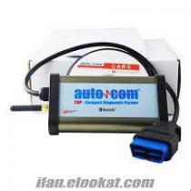autocom 2013.1 araçları tanıyabilir