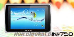 INGOO IN-750 MP3-4-5 PLAYER