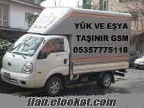 istanbul içi ucuz nakliye kamyonet arayanlar