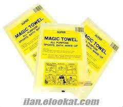 magıc towel sihirli bez