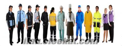 BALIKESİR İş Elbiseleri İmalatı iş ayakkabısı TİŞÖRT YELEK promosyon