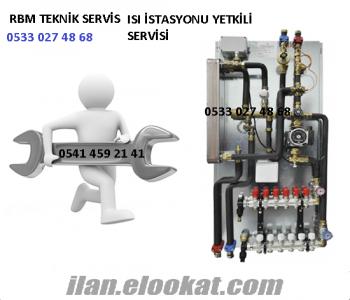 rbm ısı istasyonu teknik servisi rbm türkiye