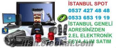 SPOT 2.EL EŞYA MACBOOOK ALAN LAPTOP LCD PS3 ALAN YERLER
