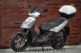 İstanbul Kiralık Scooter 39 TL Motorsiklet Kiralama Günlük