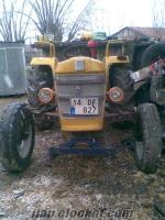 sahibinden satılık leyland traktör 77 model sarı renkte motoru iyi .