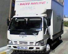 kiralık kamyon ve kamyonet ler