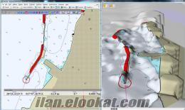 3D DÜNYA GPS TOPO KARA DENİZ HARİTA NAVIGASYONU