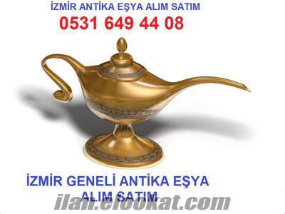 İzmir de antika tablo, resim, çerçeve, tütsülük, vazo, çakmak, madalya