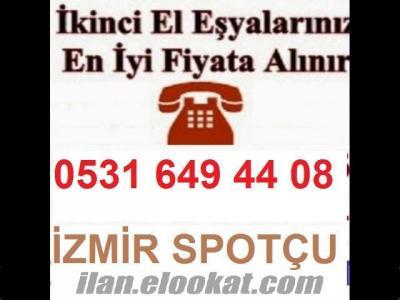 İzmir Buca Belenbaşı 2.El Koltuk Çekyat Baza Alanlar