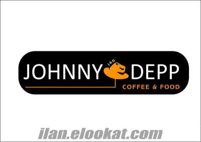 JOHNNY DEPP COFFEE&FOOD TAKIM ARKADAŞLARI ARIYOR