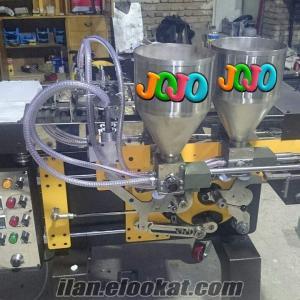 Tam Otomatik Waffle (JOJOKrem) Makinası (Kosgeb Fırsatı)