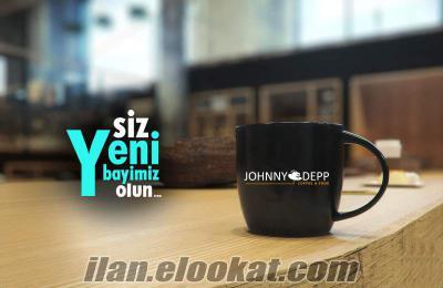 JOHNNY DEPP COFFEE & FOOD Bayilikler Veriyor