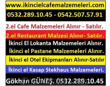 2. el Cafe Malzemeleri Alınacaktır.