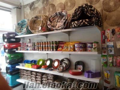 Kapanış Dolayısıyla Toptan Satılık Petshop Malzemeleri