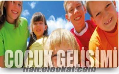 Çocuk Gelişimi Uzaktan Online Eğitim (MEB Onaylı Sertifika)