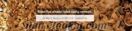 Fındık, Fıstık, Badem, Kayısı, Şeftali ve Ceviz kabuğu