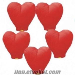 Kalpli Dilek Feneri, Kalp Gökyüzü Feneri EN UCUZ FİYATA BİZDEE!!