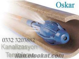 selçuklu belediyesi kanalizasyon arıza temizleme: oskar