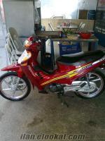 satılık kanuni elite 100 cc 2010 model bakımlı