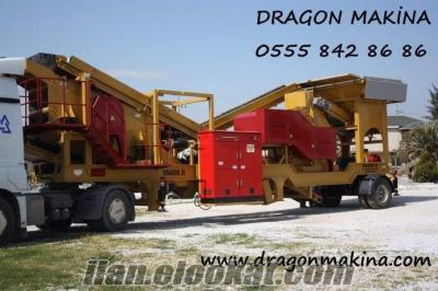 Tersiyer Kırma Eleme Tesisleri Dragon DRAGON 35