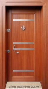 Fason çelik kapı yapılır