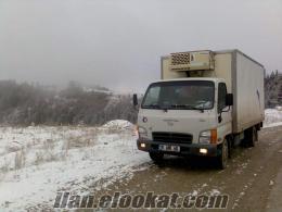 soğutuculu hd 77 uzun şase hyundai kamyon