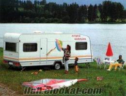 Karavan/ikinci el karavan/Çekme karavan/Satılık karavan/Yeni karavan Aysan Bursa