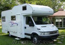 antalya karavan kiralama