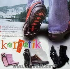 TOPTAN KARPATİK Kayma Önleyici Ayakkabı Kar Zinciri
