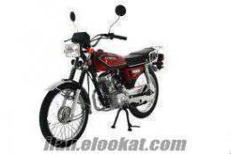 Selçukluda mondial 125 cc