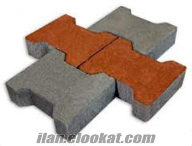 yer döşeme taşları, beton saksı, çiçeklik, kilit taşı, taştamirat