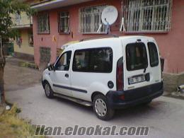 ANKARADA SAHİBİNDEN SATILIK RENAULT KANGO 1.9 DRN kamyonet (kapalı kasa)