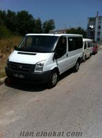 İzmirde ford transit 2007