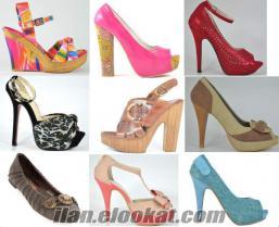 Satılık Toptan Ayakkabı