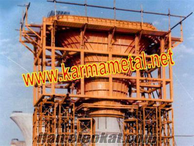 Karma metal- beton kalıbı imalatı