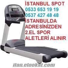 İkinci El Koşu Bandı Alan Yerler İstanbul 2.El Koşu Bandı Alanlar