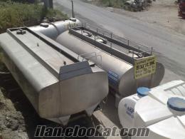 paslanmaz krom depo, tank, mikser, tanker, kazan, su deposu, mazot deposu, yakıt
