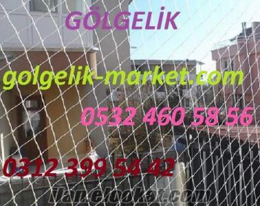 kuş önleme filesi fiyatları, kuş önleme filesi Ankara