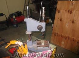 satılık kuş gözü çakma makinası mikron pres