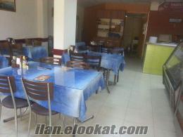 nazilli yeni hastane caddesinde satilik pide lokanta salonu