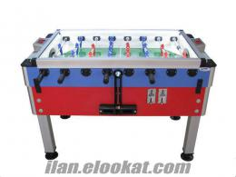 Fm-301-1 Tezauratlı Futbol Langırt Masası