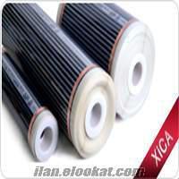 Karbon film ısıtıcı - Halı altı ısıtma sistemleri